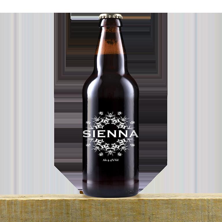 Salopian Sienna(Black Edition) 12x500ml Bottles 4.4%