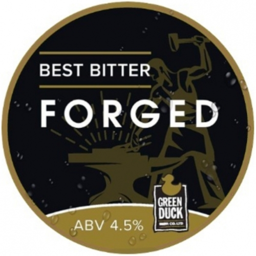 Green Duck Forged 9 Gallon 4.5%