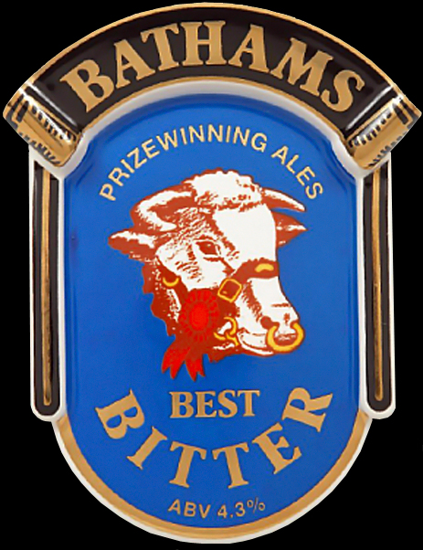 Bathams Best Bitter 18 Gallons Straw 4.3%