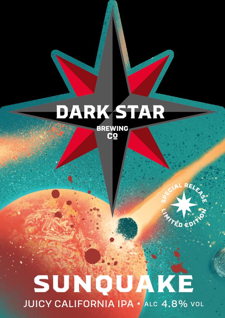 Dark Star Sunquake 9 Gallons Golden 4.8%